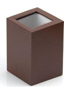 Arandela Frankfurt 125Mm Marrom Gold 1 Facho Grande 1Xg9 Bivolt - 15180200-12 - Germany - Germany