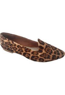 Slipper Feminino Sapatoweb Bico Fino - Feminino