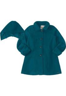 Trench Bebê Marisol Coat Lilica Ripilica Feminino - Feminino