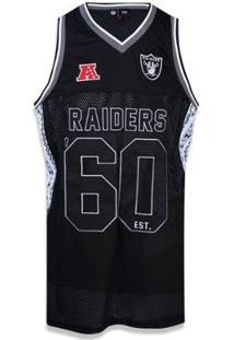 Regata Oakland Raiders Nfl New Era - Masculino