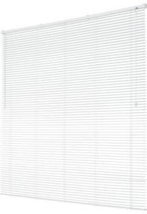 Persiana Premier (160X100) Branca