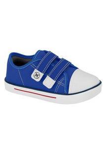 Sapato Molekinho 2133.652 Molekinho Azul Marinho