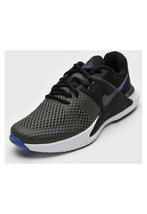 Tênis Nike Renew Fusion Verde/Preto