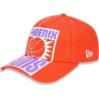 Boné 920 Phoenix Suns Nba Aba Curva Strapback New Era - Masculino-Laranja 95c0701d9c2