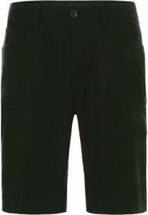 Bermuda Oakley Walk 5 Pockets Dark Brush Masculino - Masculino-Verde