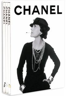 Assouline Box Da Trilogia 'Chanel' - Branco