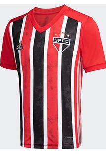 Camisa São Paulo Infantil Ii 20/21 /Nº Torcedor Adidas - Masculino