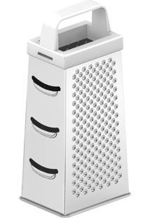 Ralador 4 Faces Tramontina Utilitá Em Aço Inox 25110180