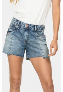 Shorts Jeans Sunset Broches Jeans - Lez A Lez