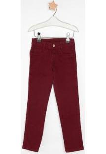 Calça Jeans Infantil Express Skinny Laura Feminina - Feminino