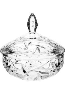 Bomboniere Pinwheel- Cristal- 15Xø13,5Cm- Full Ffull Fit