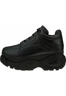 Tênis Sneaker Gigil Plataforma Super Chunky Preto