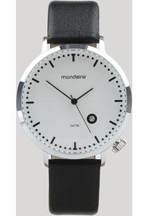 Relógio Analógico Mondaine Feminino - 99385G0Mvnh1 Prateado