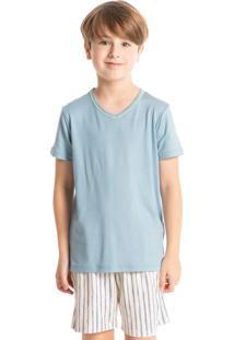 Pijama Infantil Masculino Curto Dreams