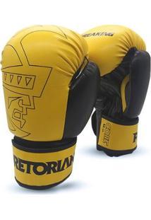 Luva Boxe/Muay Thai Pretorian Core - Unissex