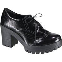 657fe35530 Mundo das Botas. Sapato Feminino Dakota Oxford