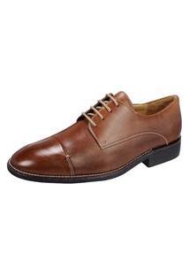 Sapato Social Sandro Moscoloni Irving Marrom