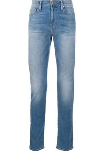 Frame Calça Jeans L'Homme - Azul