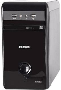 Computador Desktop Cce Mp23 - Processador Intel Celeron J1800 - Ram 2Gb - Hd 320Gb - Preto - Windows 8.1