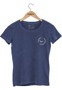 Camiseta Forseti Estonada Enviroment Azul