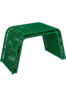 Banco Hd2 Green - 82X40X45