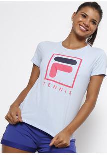 "Camiseta ""Tennis"" - Lilã¡S & Pinkfila"