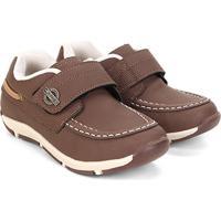 4ce098ea64 Netshoes. Sapato Infantil Klin Outdoor Masculino ...