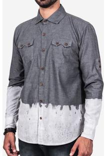 Camisa Barra Manchada 200145