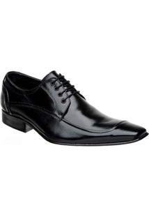 Sapato Social Clássico Com Cadarço Bigioni - Masculino