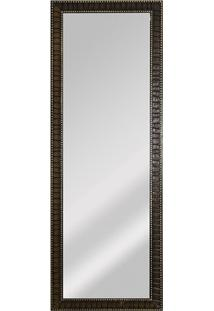 Espelho De Parede Retangular Safira 120 119X44Cm Tabaco