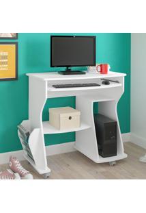 Mesa Para Computador 160 Branco - Artely