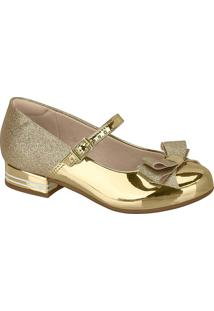 Sapato Molekinha Infantil Feminino 252820813573
