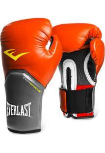 Luva De Boxe Muay Thai Everlast Pro Style - 12 Oz - Masculino 3e4307b43742c