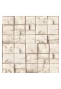 Papel De Parede Adesivo Decoração 53X10Cm Bege -W21152