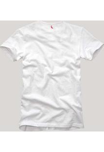 Camiseta Pai Exemplar Branco