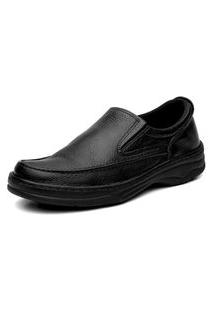 Sapato Torani Confortável Preto