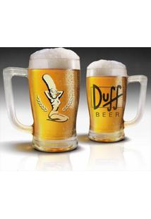 Caneca Duff Beer