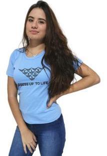 Camiseta Cellos Mosaico Premium Feminina - Feminino