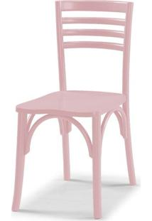 Cadeira Samara Cor Rosa Claro - 31374 - Sun House