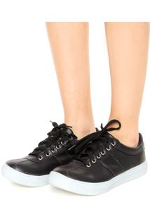 Tênis Dafiti Shoes Textura Preto
