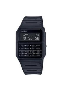Relógio Unissex Casio Ca53Wf1Bdfsc Digital | Casio | Preto | U