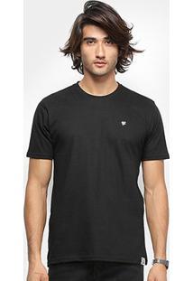 Camiseta Toiss Como Tudo Deve Ser - Feminino-Preto