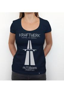 Central De Energia - Camiseta Clássica Feminina