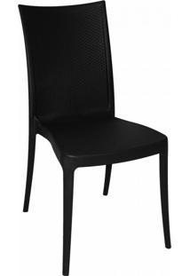 Cadeira Laura Ratan Marrom Tramontina