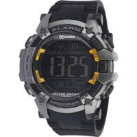 0e534a51cf7 Centauro. Relógio Digital X Games Xmppd542 - Masculino - Preto Cinza Esc