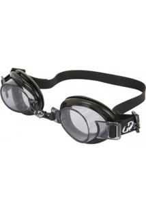 Óculos De Natação Hammerhead Focus 1.0 - Infantil - Preto