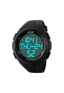 Relógio Digital Skmei -1122- Preto