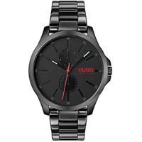 cd22c859b43 Vivara. Relógio Hugo Boss Masculino Aço ...