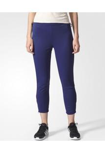 Calça Twill Skinny - Azuladidas