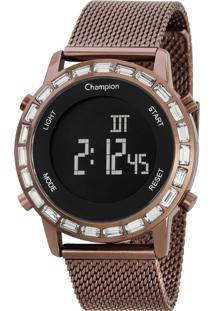 Relógio Champion Digital Ch48117R
